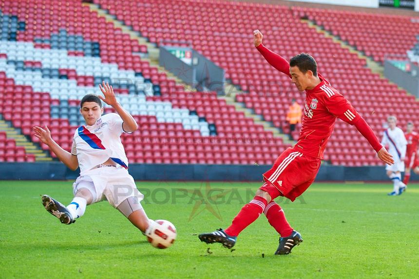 Krisztian Adorjan – Liverpool's new Hungarian star?