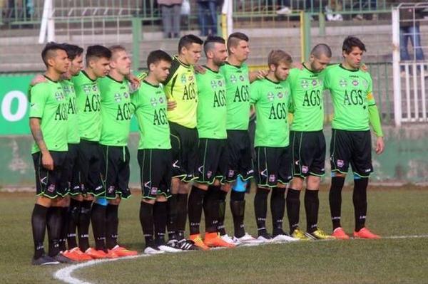 Hungarian NBI So Far 2014/15 … Szombathelyi Haladás