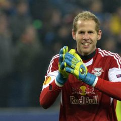 Gulácsi enjoying fine start to Bundesliga with Leipzig