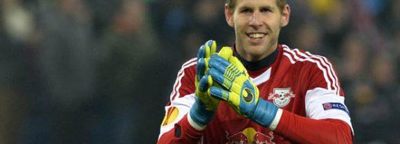 Gulácsi enjoying fine start to Bundesliga with Leipzig