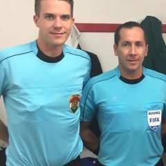 2 Hungarian match officials involved in U19 games