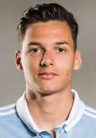 Daniel Salloi of Sporting Kansas City